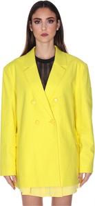 Żółta kurtka Pepe Jeans