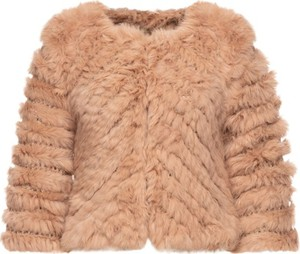 Różowy płaszcz Liu-Jo