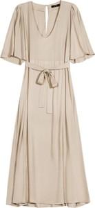 Sukienka ECHO z dekoltem w kształcie litery v