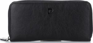 Granatowy portfel Pierre Cardin