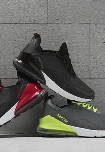 Buty sportowe Edoti w sportowym stylu ze skóry ekologicznej