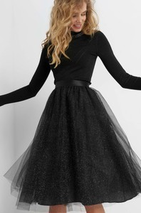 Czarna spódnica ORSAY z tiulu