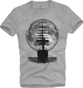 T-shirt Underworld z krótkim rękawem z bawełny z nadrukiem