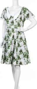 Sukienka Hearts & Roses z krótkim rękawem mini