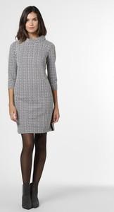 Sukienka S.Oliver Black Label z długim rękawem mini z dżerseju