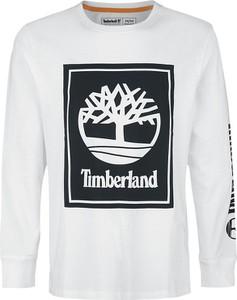 Koszulka z długim rękawem Emp z długim rękawem w młodzieżowym stylu z bawełny