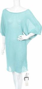 Sukienka Purim z długim rękawem mini