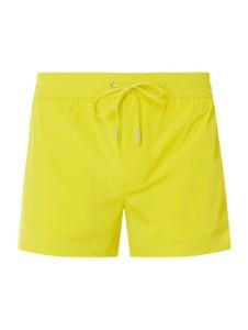Żółte kąpielówki Dsquared2 Beach & Body