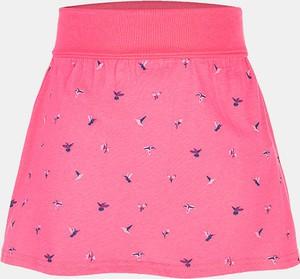 Różowa spódniczka dziewczęca LOAP z bawełny