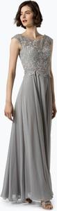 Sukienka Luxuar Fashion bez rękawów maxi rozkloszowana