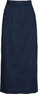 Niebieska spódnica bonprix bpc selection