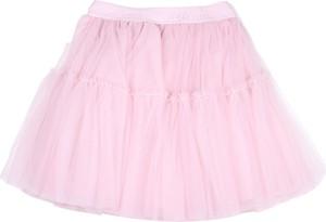 Różowa spódniczka dziewczęca Monnalisa