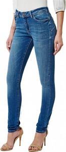 Niebieskie jeansy Kaporal w stylu casual