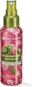 Yves Rocher Mgiełka do ciała i włosów Malina & Mięta pieprzowa