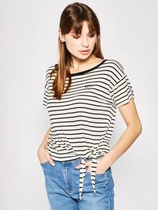 T-shirt Roxy z okrągłym dekoltem