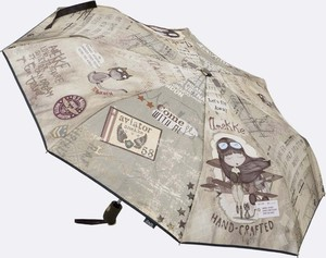 Zielony parasol Anekke