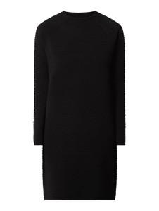 Czarna sukienka Esprit z bawełny w stylu casual