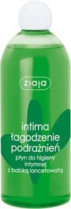 Ziaja intima babka lancetowata płyn do higieny intymnej 500 ML