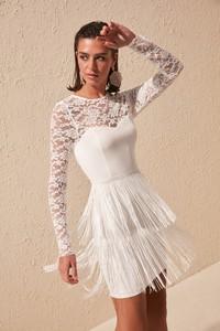 Sukienka Trendyol mini w stylu boho