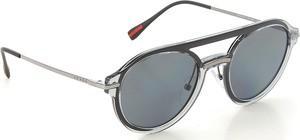 Okulary damskie Prada