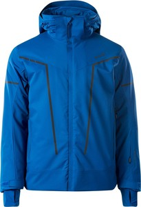 Niebieska kurtka Iguana krótka w sportowym stylu