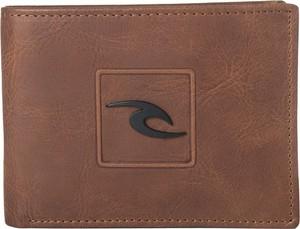 Brązowy portfel męski Rip Curl