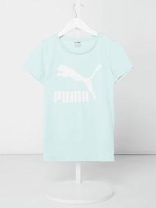 Bluzka dziecięca Puma z bawełny