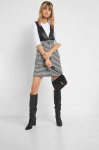 Sukienka ORSAY mini w stylu casual z długim rękawem
