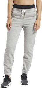 Spodnie Reebok z bawełny w sportowym stylu