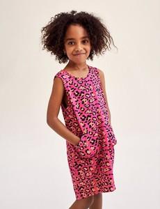 Różowa sukienka Coalition