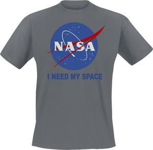 T-shirt Emp w młodzieżowym stylu z nadrukiem