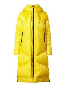 Żółty płaszcz Canadian w stylu casual