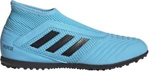 Buty sportowe dziecięce Adidas dla chłopców ze skóry predator