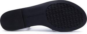 Czarne sandały Tommy Hilfiger