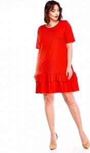 f2a3dcade0 sukienki dla puszystych z dzianiny - stylowo i modnie z Allani