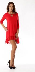 9a4c9ec1d9 czerwona sukienka gdzie kupić - stylowo i modnie z Allani