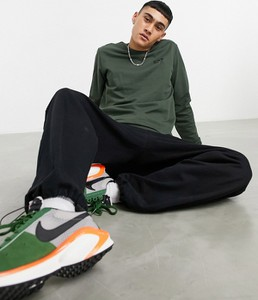 Zielona bluza Emporio Armani z tkaniny