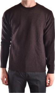 Brązowy sweter Altea w stylu casual