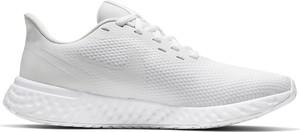 Buty sportowe Nike z płaską podeszwą ze skóry revolution