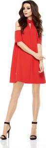 Sukienka Lemoniade mini z odkrytymi ramionami