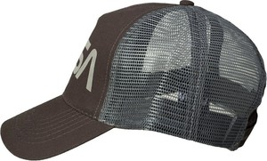 Czarna czapka Nasa