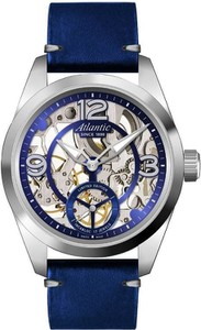 Atlantic Seaflight 70950.41.59S Skeleton Limited Edition