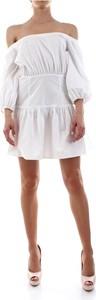 Sukienka Guess z długim rękawem mini