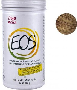 Wella EOS Coloring | Naturalna ziołowa farba do włosów kolor - Nutmeg 120g - Wysyłka w 24H!