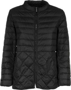 Czarna kurtka MaxMara w stylu casual