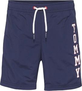 Niebieski strój kąpielowy Tommy Hilfiger