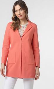 Czerwony płaszcz Opus w stylu casual
