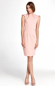 Różowa sukienka Nife
