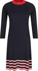 Czarna sukienka Tommy Hilfiger