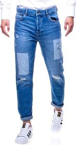 Jeansy Recea z jeansu